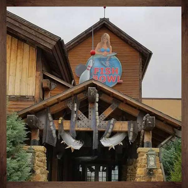 Uncle Bucks Restaurant Entrance